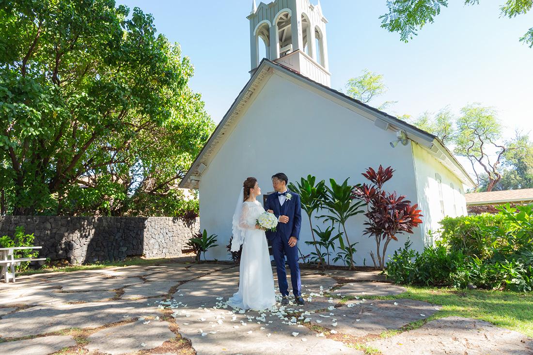 Hokuloa Church | メリアウエディングス | Melia Weddings Big Island, Hawaii