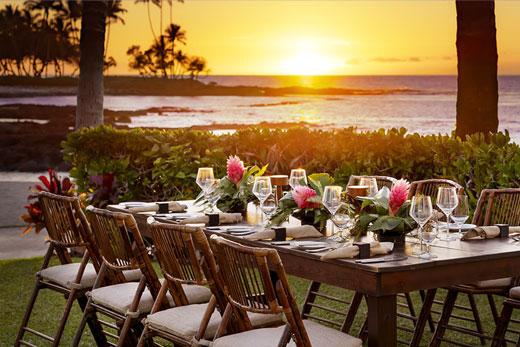 Fairmont Orchid Hawaii | メリアウエディングス | Melia Weddings Big Island, Hawaii