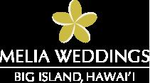 メリアウェディングス | Melia Weddings | Big Island, Hawaii