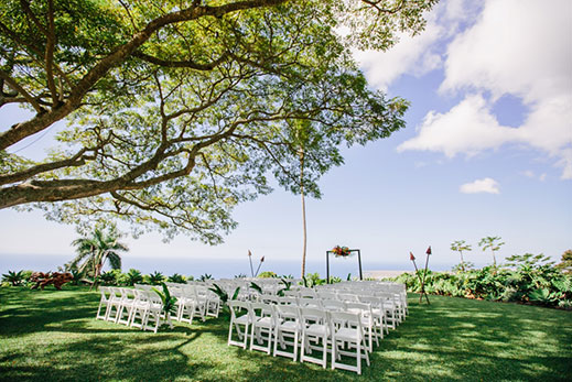 Holualoa Inn | メリアウエディングス | Melia Weddings Big Island, Hawaii